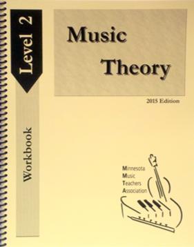 Theory Workbook Level 2 | Minnesota Music Teachers Association