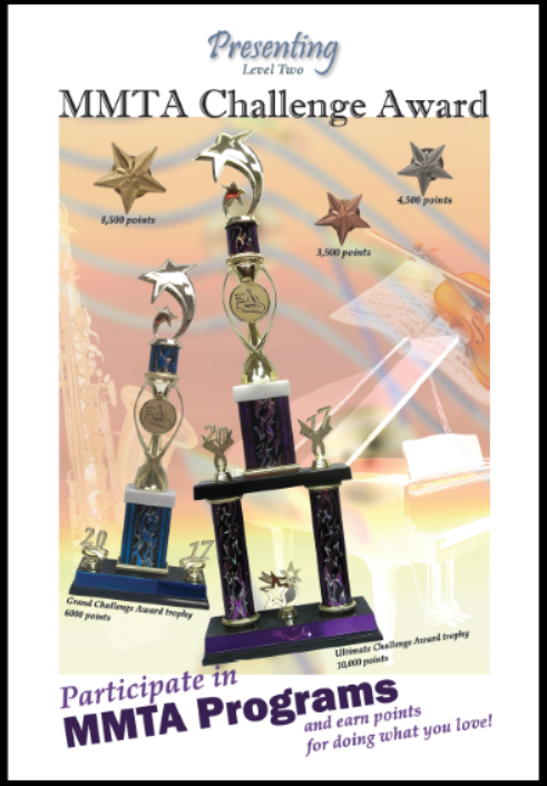 Challenge Award Poster - Tier 2 | Minnesota Music Teachers ...